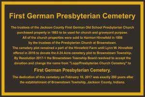 first-german-presbyterian-cemetery-bronze-plaque